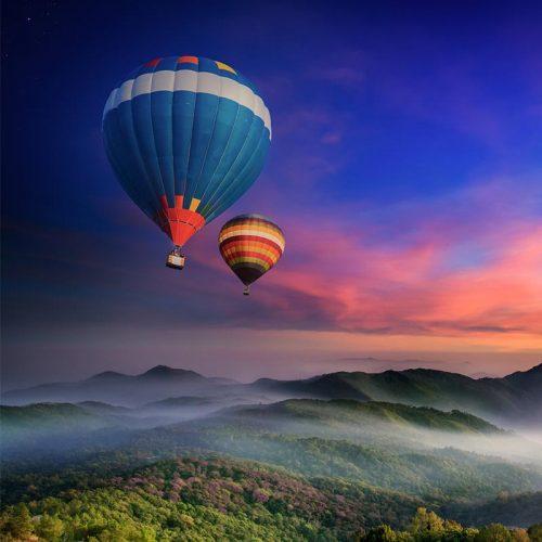 บอลลูนลอยขึ้นได้อย่างไรใช้หลักการวิทยาศาสตร์อย่างไร